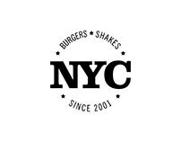 NYC burgers & shakes