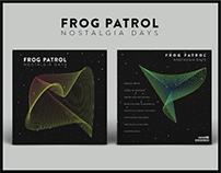 Frog Patrol Album and Merch Set