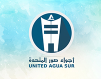 LOGO : United Agua Sur - أجواء صور المتحدة