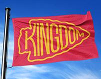 Chiefs Kingdom Flag 2018
