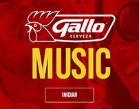 App Facebook - Encuesta Cerveza Gallo