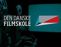 Dynamic Brand Identity – The Film School of Denmark