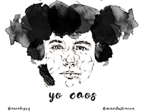 Si tú caes, yo caos (con Antonio Carreño)