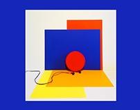 Square compositions in technicolor (2016 series)