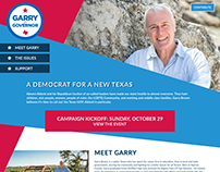 Garry for Governor