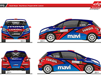 DecoRacing Design Liveries 2015 - Nassib Nassar