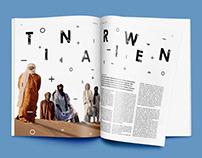Interior Magazine Design