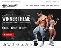 Winner WordPress Theme