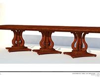 Freelance: Furniture Drafting & Rendering