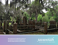 Culture of Cemeteries in Savannah: Design Ethnography