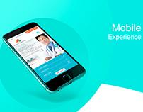 UX for Hospital Website