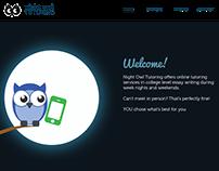 Night Owl Tutoring Responsive Site