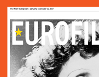 For The Love Of Chanson - The New European