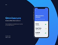 Omnisecure - Advanced Home Security System