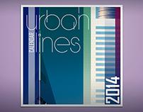 Urban Lines CALENDAR 2014