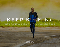 Keep Kicking: How to Stay Active With a Full-Time Job