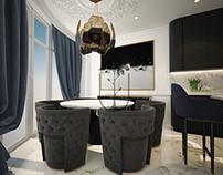 Plushy and rich interior