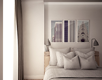 Embassy Hotel Madrid - Identity & Interior Design