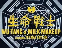 Wu-Tang x Milk Makeup Promo