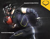 EvoShield Hybrid Pro Rib Shirt and Girdle