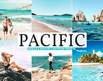 Free Pacific Mobile & Desktop Lightroom Presets