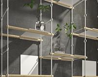 Chain Shelf