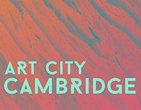 Art City Cambridge/ Branding 2014