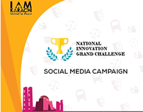 National Innovation Challenge - Social Media Campaign