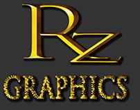 Rz Graphics logo