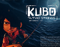 Kubo and the two strings Limited Edition