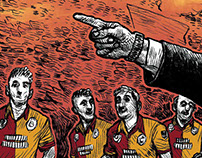 Some visuals about Fatih Terim's life for turkish TV...