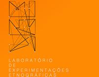 LOGO LEE - Laboratório de Experimentações Etnográficas