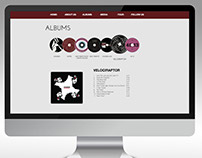 (School Project) Kasabian Website