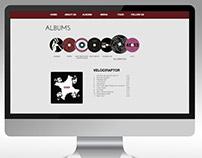 (School Project) Kasabian Website