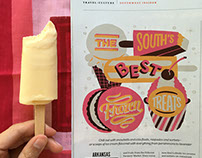 Southern Living Best Frozen Treats