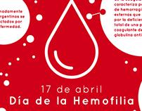 Día de la Hemofilia - Pfizer