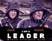 WAC I AM A LEADER (Poster)