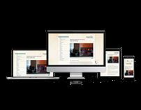 Responsive Website für Nestler Raum & Ambiente, Hamburg