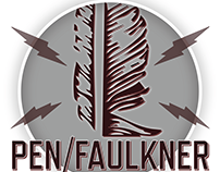 Pen/Faulkner Foundation Radio Hour Logo