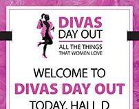 Divas Silicon Valley Event Branding and Logo