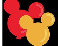 Mickey 90th Birthday!