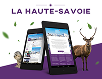 Le Département de la Haute-Savoie - Brochures et vidéo
