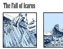 The Fall of Icarus Comic