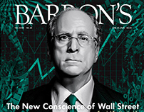 Barron's: June 23rd Cover
