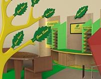 Greenply Nepal Stall