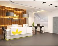 Проект офиса г.КиевOffice project in Kyiv