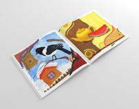 Frames for Children Art Album