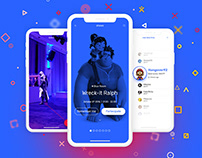 Videogame Festival - App Concept