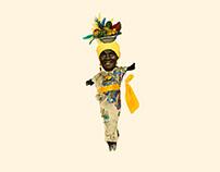 Tribu Zambo Folklore Colombiano
