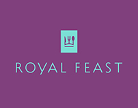 Royal Feast logo